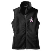 Port Authority® Ladies Fleece Vest